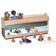 <strong>Wood Designs</strong> Infant Pull Up Storage Unit