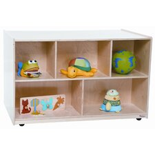 "<strong>Wood Designs</strong> 30"" x 48"" Mobile Double Storage Island"