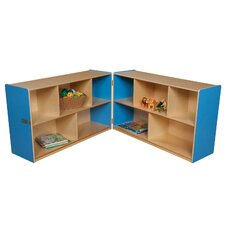 "<strong>Wood Designs</strong> 30"" Folding Storage Unit"
