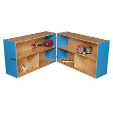 Versatile Folding Storage Unit