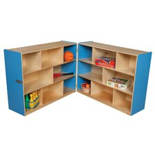 "<strong>Wood Designs</strong> 36"" Folding Storage Unit"
