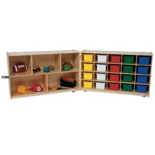 Storage Unit 25 Compartment Cubby