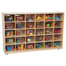 Thirty Tray Storage Unit