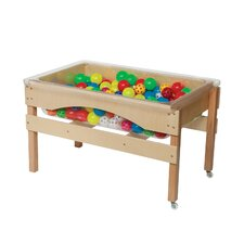 <strong>Wood Designs</strong> The Absolute Best Sand and Water Sensory Center Table without Lid