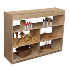 "Natural Environment 36"" Math/Language Cabinet"