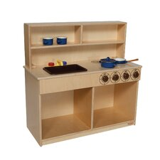 <strong>Wood Designs</strong> Natural Environment 3-in-1 Kitchen