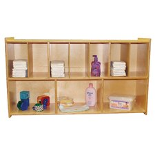 <strong>Wood Designs</strong> Wall Organizer
