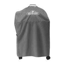 Charcoal Grill Cover Cart Version