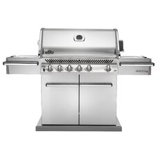 Prestige Grill with Rear and Side Infrared Burner