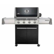 <strong>Napoleon</strong> Prestige I P500RB Gas Grill with Rear Burner and Doors