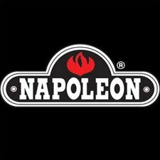 <strong>Napoleon</strong> Fireplace Screen Kit - Arched