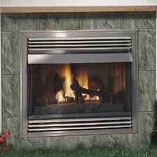 Outdoor Vent Free Gas Fireplace