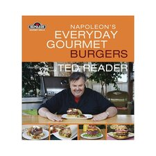 Gourmet Burger Grilling Cookbook