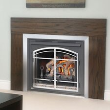 "42"" Zero Clearance Vent Free Gas Fireplace"