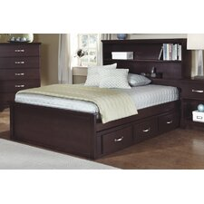 <strong>Carolina Furniture Works, Inc.</strong> Signature Bookcase Bedroom Collection