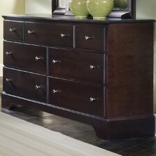 <strong>Carolina Furniture Works, Inc.</strong> Premier 7 Drawer Dresser
