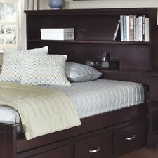 <strong>Carolina Furniture Works, Inc.</strong> Signature Bookcase Headboard