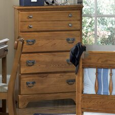 <strong>Carolina Furniture Works, Inc.</strong> Creek Side 4 Drawer Chest
