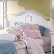 <strong>Carolina Furniture Works, Inc.</strong> Carolina Cottage Princess Headboard