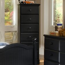 Midnight 6 Drawer Lingerie Chest