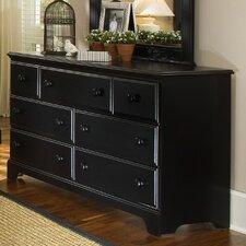 Midnight 7 Drawer Dresser