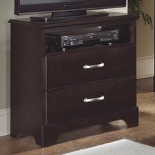 <strong>Carolina Furniture Works, Inc.</strong> Signature 2 Drawer Media Chest