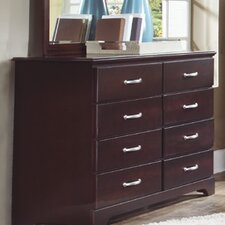 <strong>Carolina Furniture Works, Inc.</strong> Signature Tall 8 Drawer Dresser