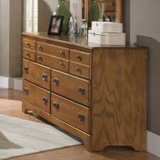 <strong>Carolina Furniture Works, Inc.</strong> Creek Side 7 Drawer Dresser