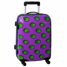 "Olives 21"" Hardside Spinner Suitcase"