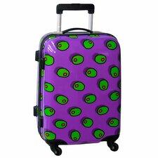 """Olives 21"""" Hardside Spinner Suitcase"""