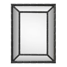 "<strong>Barclay Butera for Mirror Image Home</strong> 48"" H x 36"" W Stratford Wall Mirror"