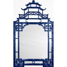 <strong>Barclay Butera for Mirror Image Home</strong> Pagoda Wall Mirror