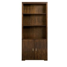 "68"" Bookcase With Doors"