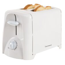 <strong>Continental Electrics</strong> 2-Slice Toaster
