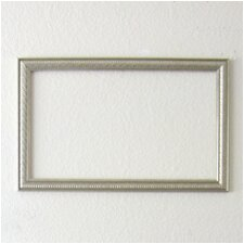 Wave Framed Wall Mirror
