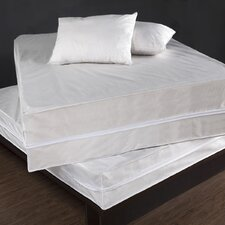 Polypropelene 3 Piece Complete Bed Protector Set