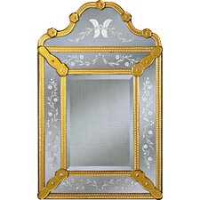 Pauline Small Venetian Wall Mirror