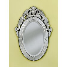 <strong>Venetian Gems</strong> Olympia Medium Wall Mirror