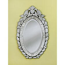 <strong>Venetian Gems</strong> Angela Small Venetian Wall Mirror