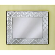 <strong>Venetian Gems</strong> Georgette Small Venetian Wall Mirror