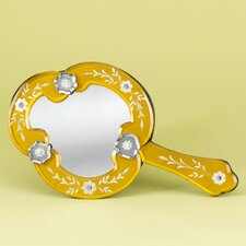 <strong>Venetian Gems</strong> Trinidad Hand Held Venetian Table Mirror