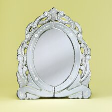 Juno Venetian Table Mirror