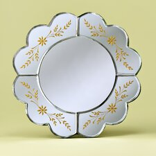 Aleya Venetian Table Mirror