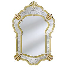<strong>Venetian Gems</strong> Bettina Venetian Wall Mirror