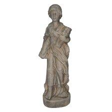 Terracotta Jenna Statue