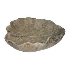 Terracotta Leaf Plate