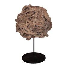 Rattan Ball Sculpture