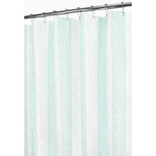 Florentine Stripe Polyester Shower Curtain