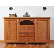 Samarkand 3 Drawer Cabinet