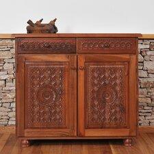 Granada 2 Drawer Cabinet